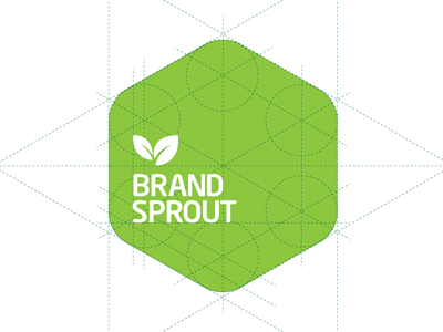 BrandSprout Logo by Roy Barber