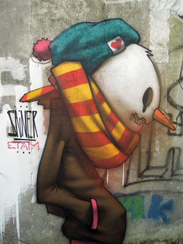 cb468c489926d5b51722c667061fa3081 Outstanding Street Graffiti by Przemek Blejzyk