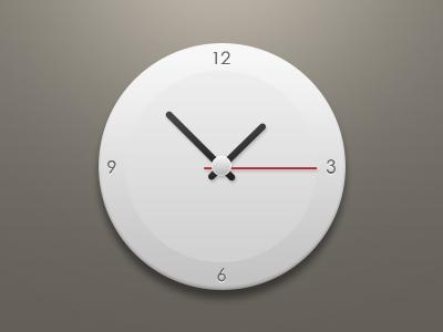 Clock by Jimli