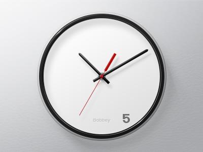Clock by Bobyuan