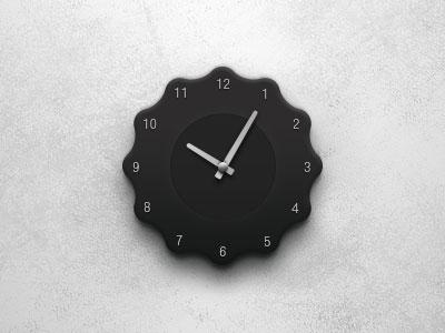 Clock by Seeger Mattijs