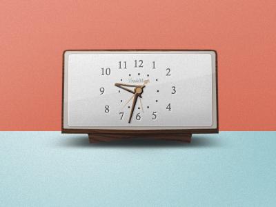 Clock by Ezequiel Grand