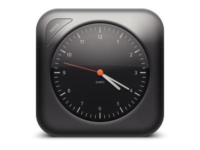 Clock Icon by Gen Kazak