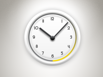 Clock by ??Esion