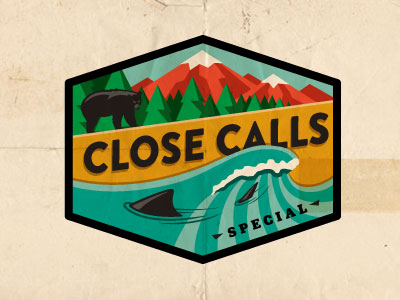 Close Calls by Kyle Tezak