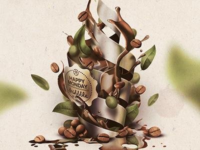 monday coffee by Eddie Lobanovskiy
