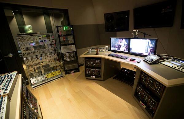 Deadmau5-Studio