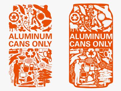 Recycle Bin Wrap by Anthony Macchio