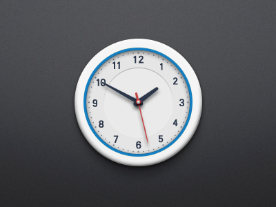 Clock by ShenQ