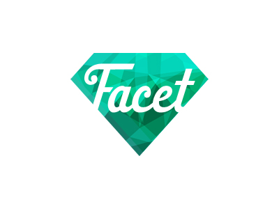 Facet Logo by Sean Farrell