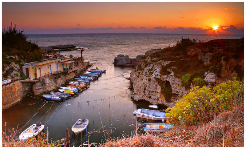 fishermen  s harbor by tonyelieh1 Twilight Photography: Capturing the Colors