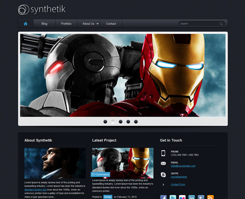 Free Synthetik PSD by Mav