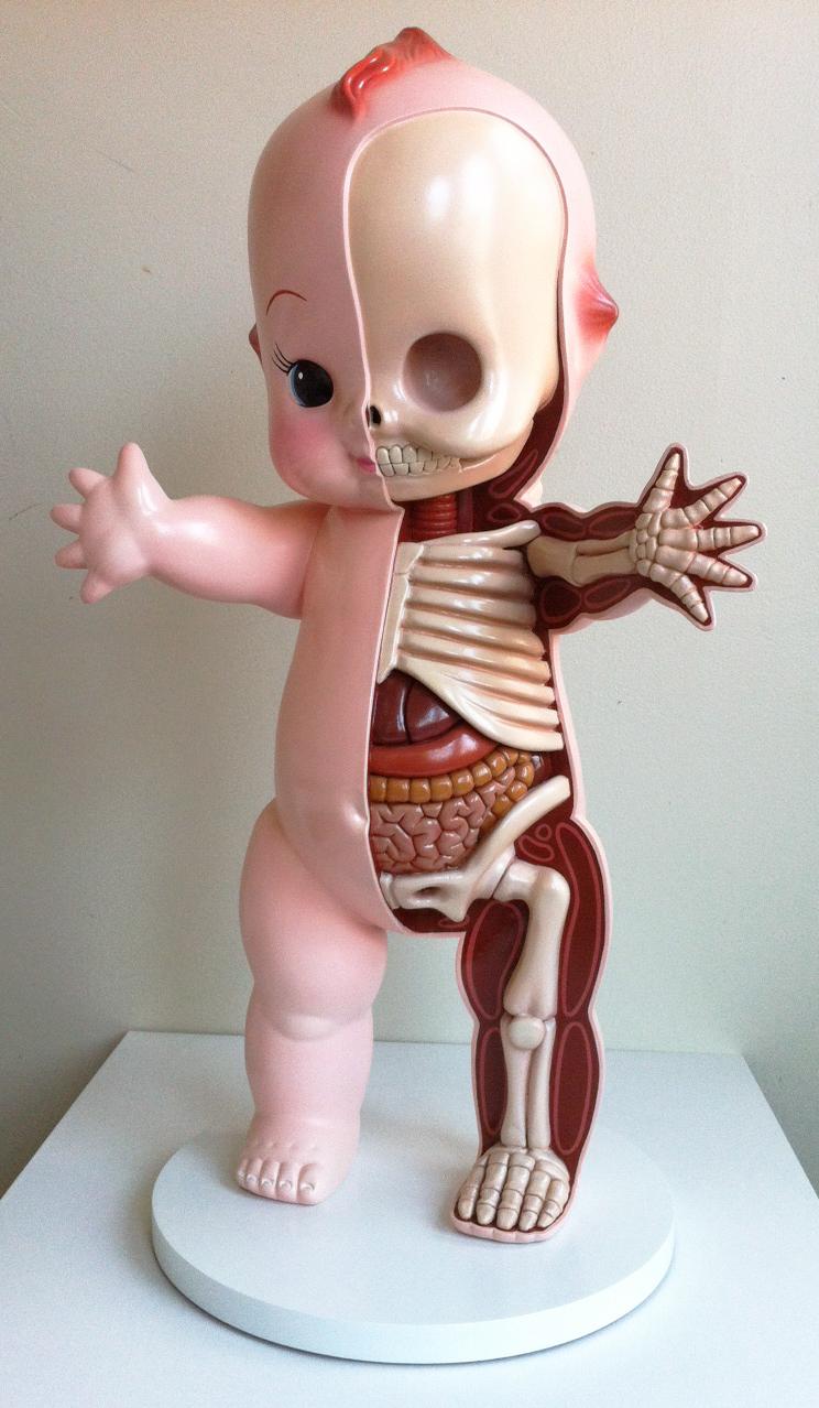 Character Anatomy by Jason Freeny