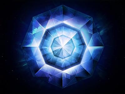 Blue Gem by Mindpuzzles