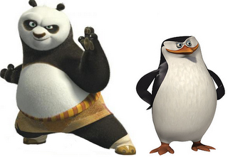 google panda and panguin Google Panda and Penguin Decrypted
