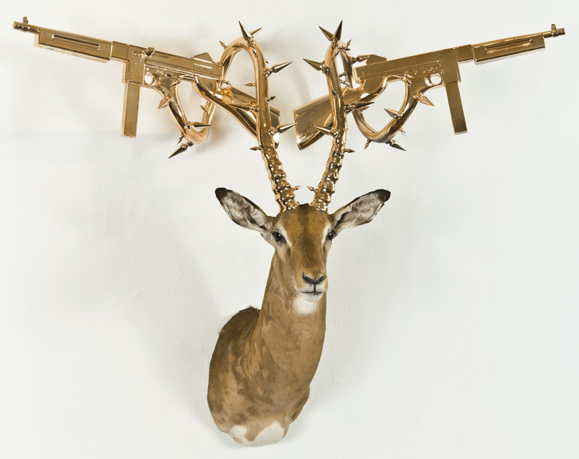 gronquist04 Unique Taxidermy Sculptures by Peter Gronquist