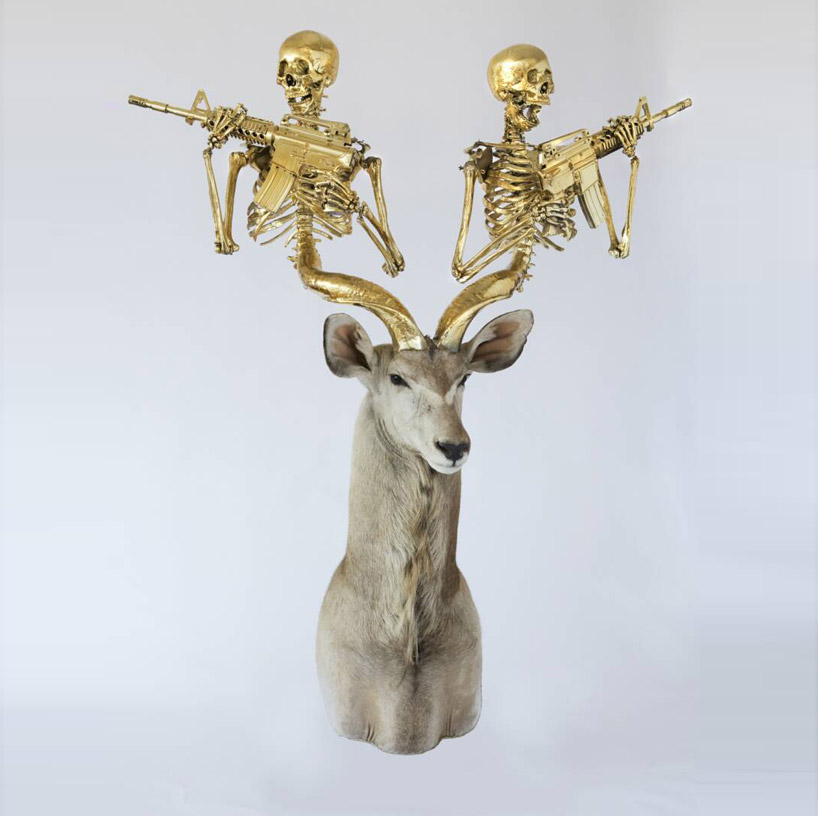 gronquist10 Unique Taxidermy Sculptures by Peter Gronquist