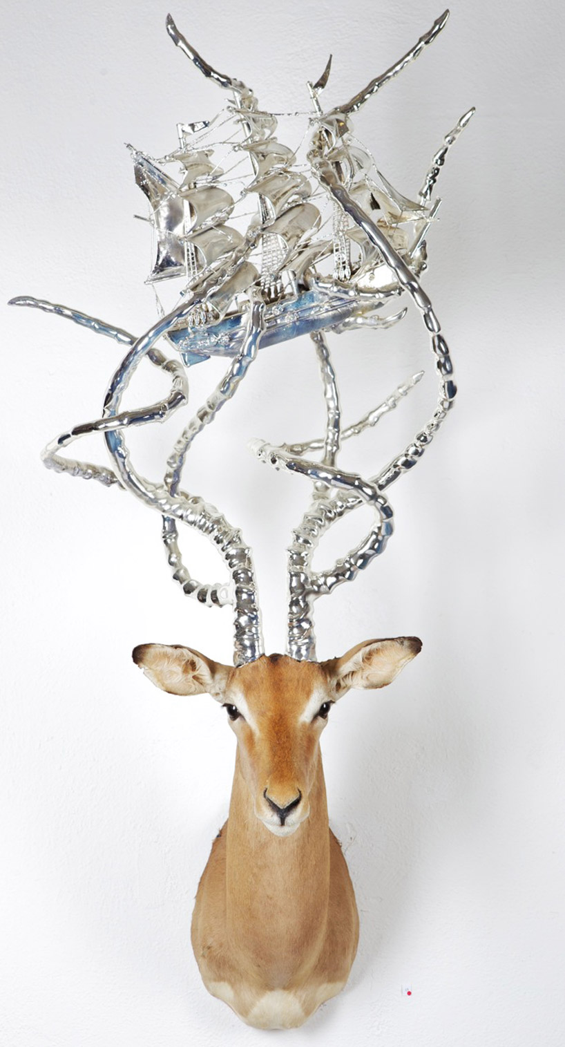 gronquist12 Unique Taxidermy Sculptures by Peter Gronquist