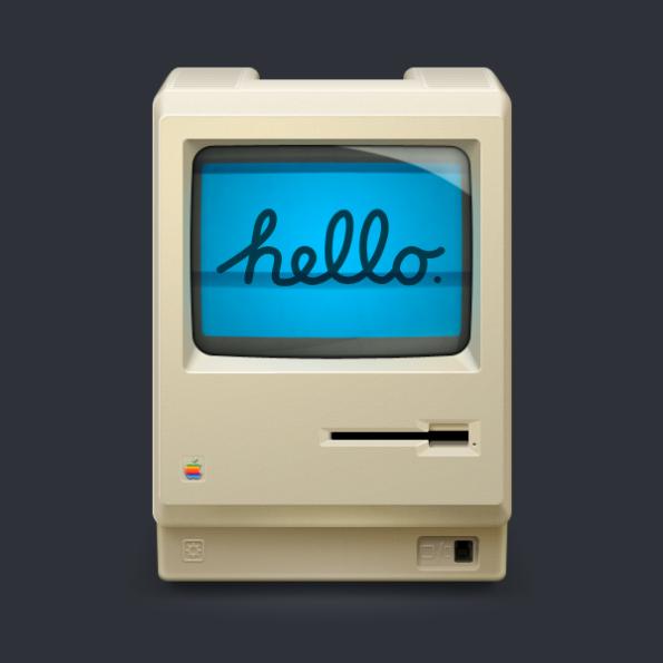 Hello Mac! icon