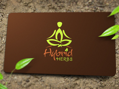 hybridherbslogoancitisdribbble1 Inspiration Mix: Eco and Environmental Designs