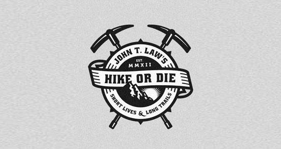 john t laws l1 30 Creative Ribbon Logo Designs