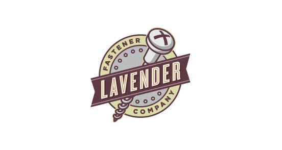Lavender Fastener Company by Jeffrey Devey