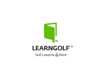 Learngolf Logo Design by Dalius Stuoka