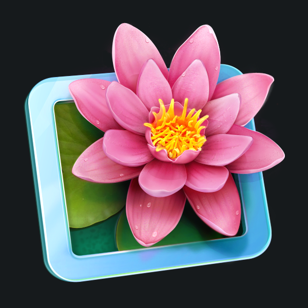 LilyView Mac OS icon