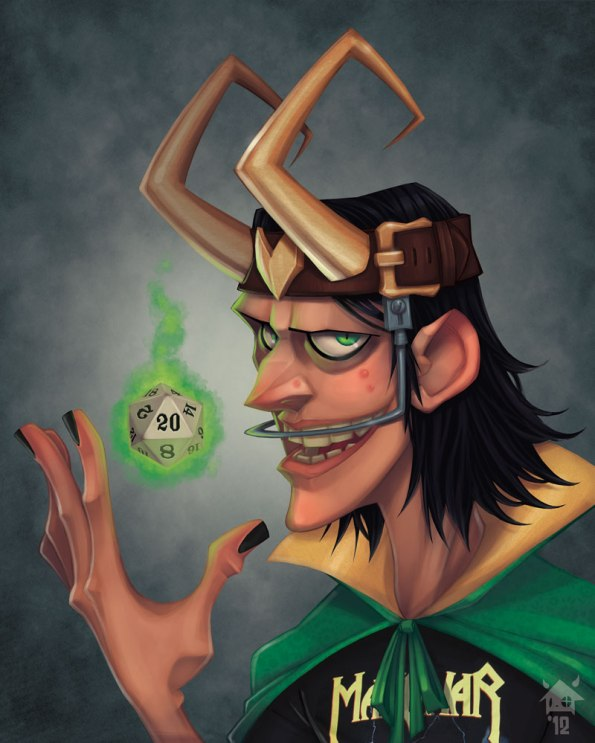 Loki: Yearbook Photo