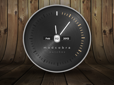Madcobra Watch by Madcobra Creative
