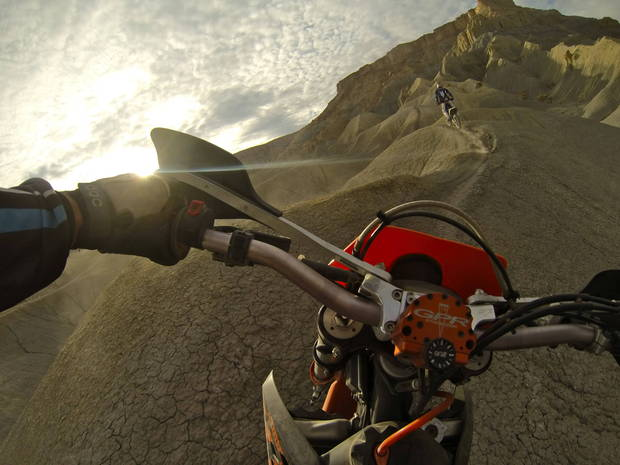media of the day bombsquadmoto1 Sensational Photos & Videos Taken with a GoPro Camera