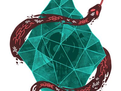 Mystic Crystal by Hector Mansilla Follow