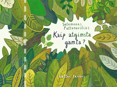Children's book cover. by Karolis Strautniekas
