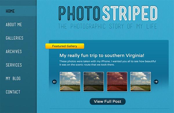 PhotoStriped