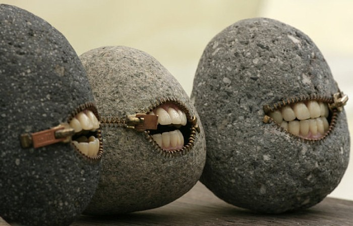 pie36 Groundbreaking Stone Sculptures by Hirotoshi Itoh