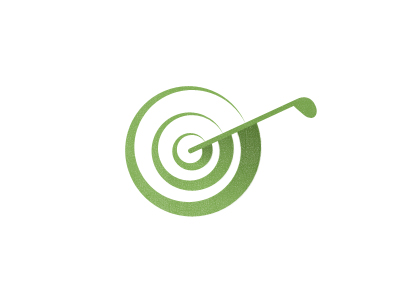 Golf GPS Logo by Sean Farrell
