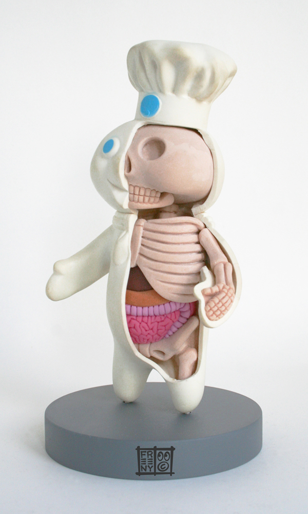 Poppin Fresh Anatomical Sculpt