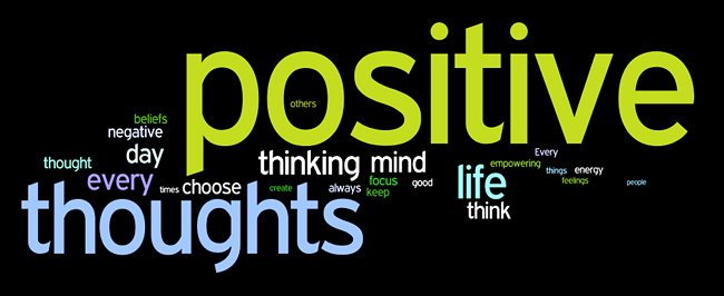 postive20thinking20wordle1 The Power of Positive Thinking Unveiled