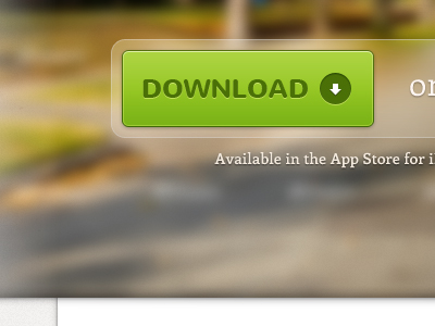 part of app landing page by Frantisek Kusovsky