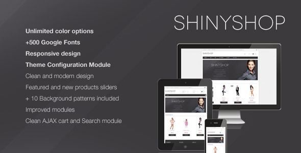 preview1   large preview1 Clean and Modern E commerce Prestashop Themes