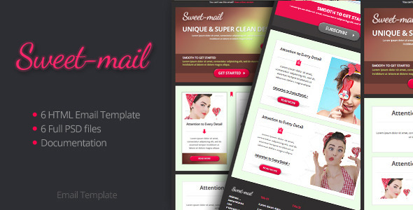 preview 01   large preview1 45 Email Templates For Your Marketing Campaign