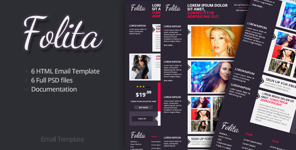 preview 01   large preview11 45 Email Templates For Your Marketing Campaign
