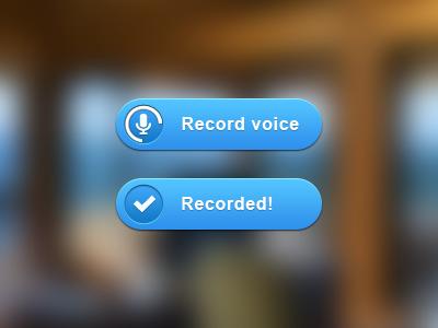 Record voice by Coen van Hasselt