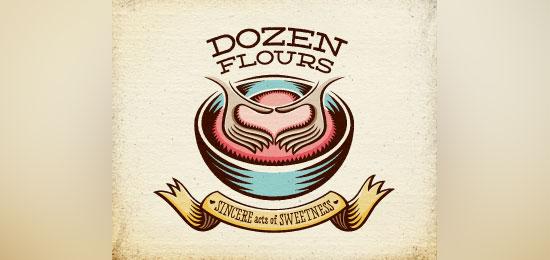 Dozen Flours by atomicvibe