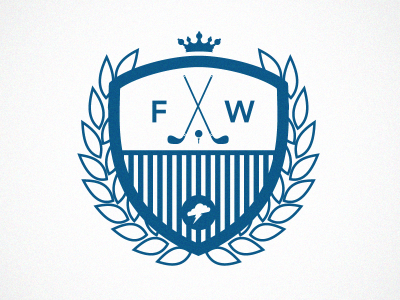 Flynn Wright Golf Crest by Kyle McDowell Follow