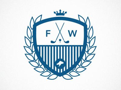 Flynn Wright Golf Crest by Kyle McDowell Follow