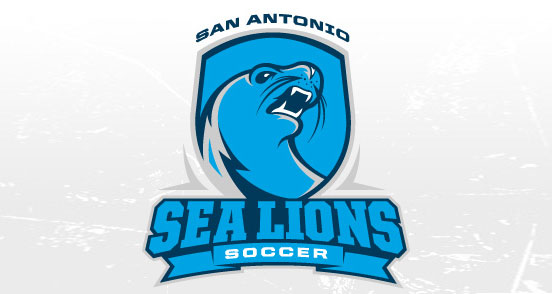 Sea Lions Soccer by Shai Harris