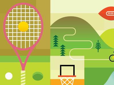 Sports 2 by Brad Woodard
