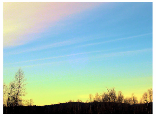 Twilight Kissed Sky by ~MEGAN-Yrrbby