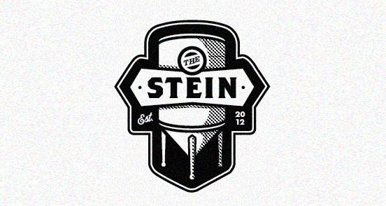 the stein l1 30 Creative Ribbon Logo Designs